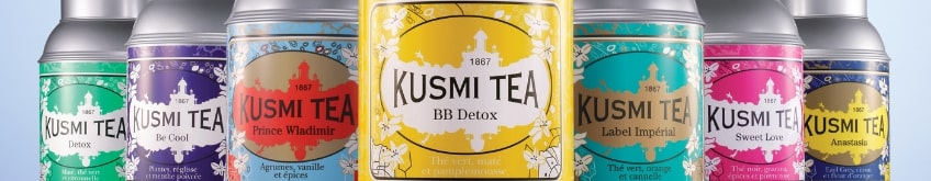 Kusmi Tea Horizontal