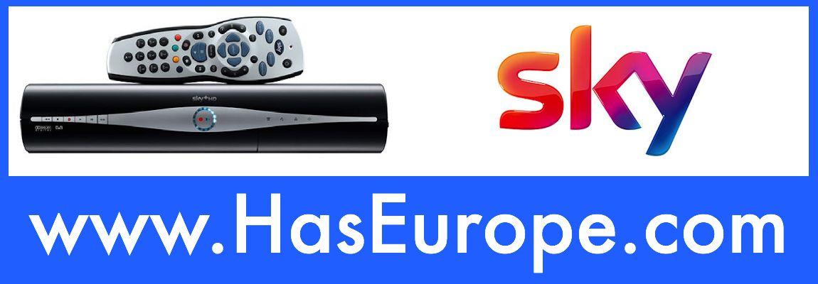 Upgrade your Sky TV !