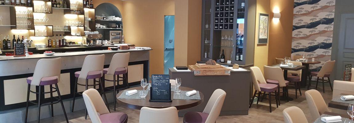 Origines restaurant in Nice