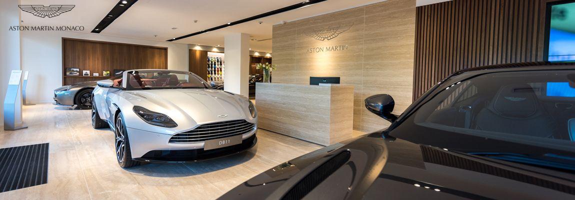 Aston Martin Monaco