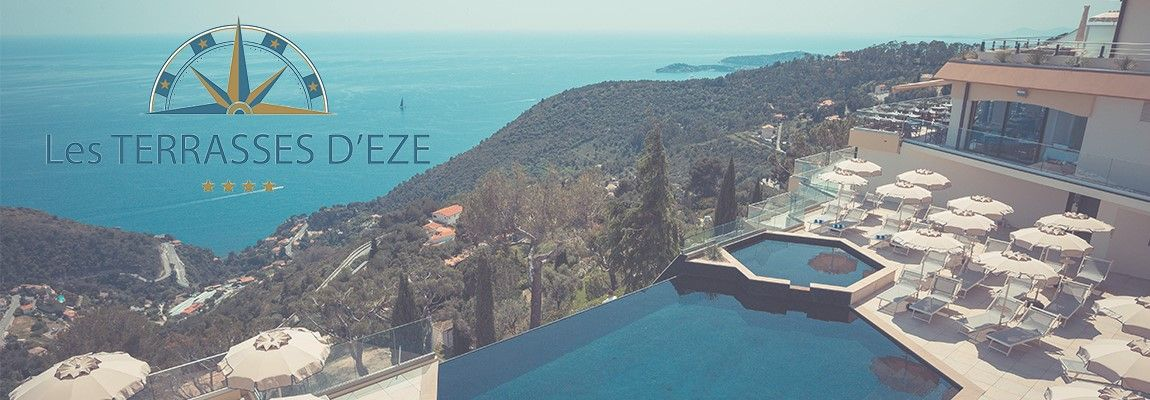Les Terrasses d'Eze**** has just reopened !