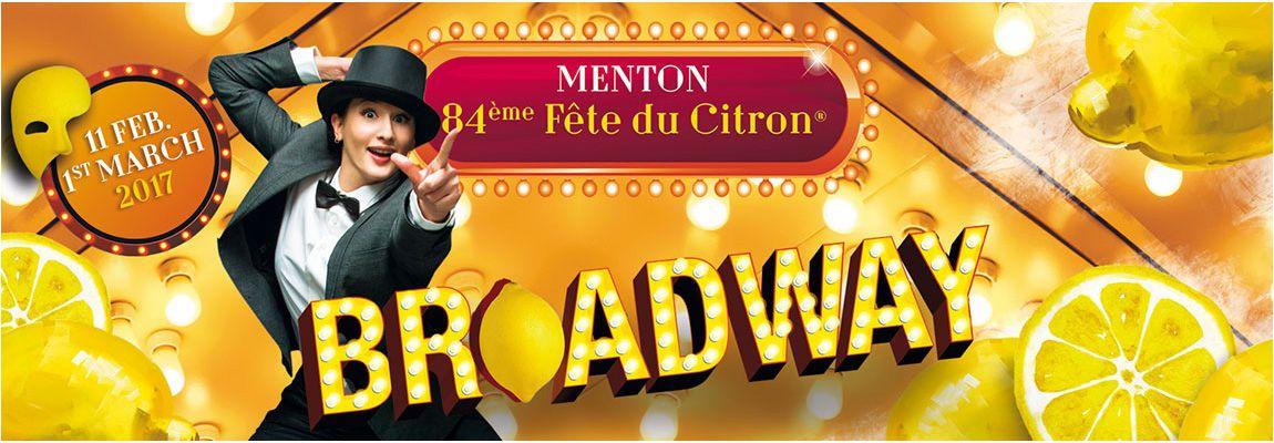 The Fête du Citron celebrates Broadway