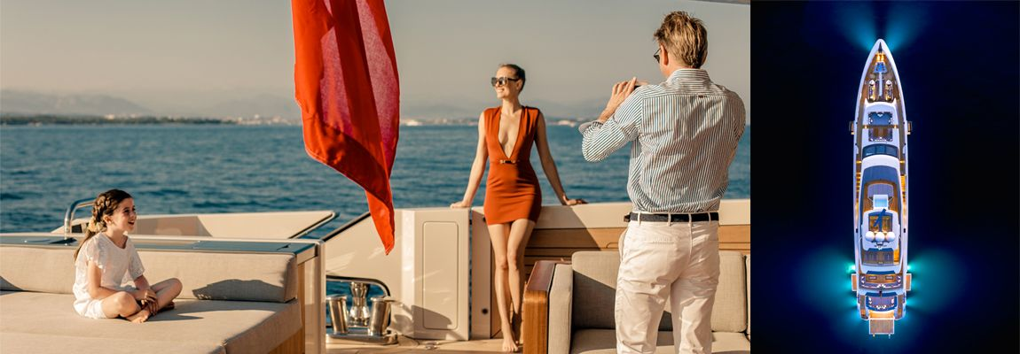 Your superyacht experience starts here !