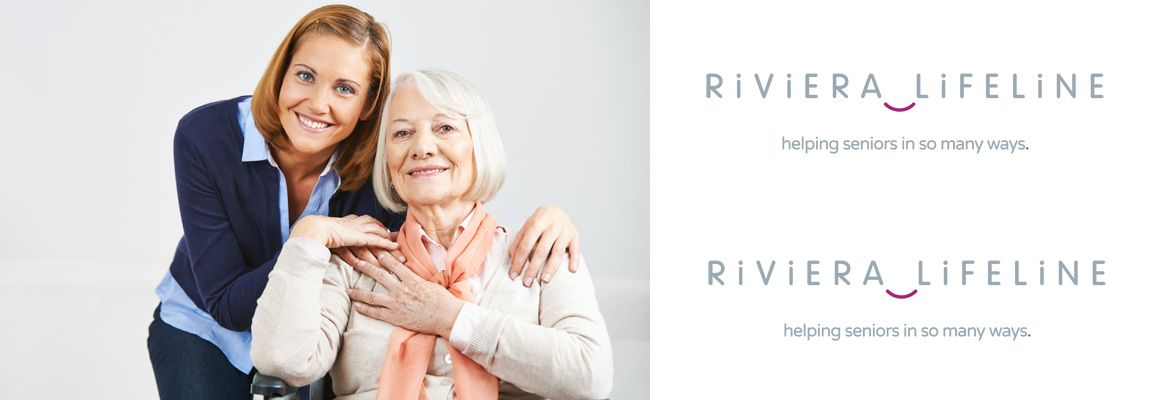 Riviera Lifeline, helping seniors in many ways !