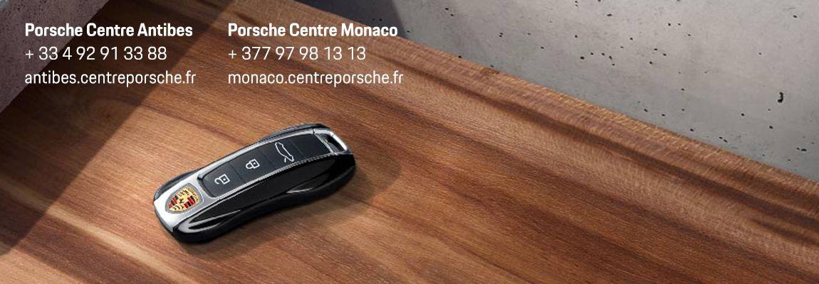 Porsche Monaco & Antibes