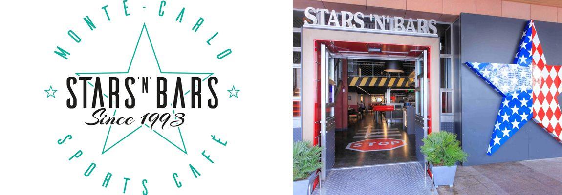 Stars'n'Bars new logo