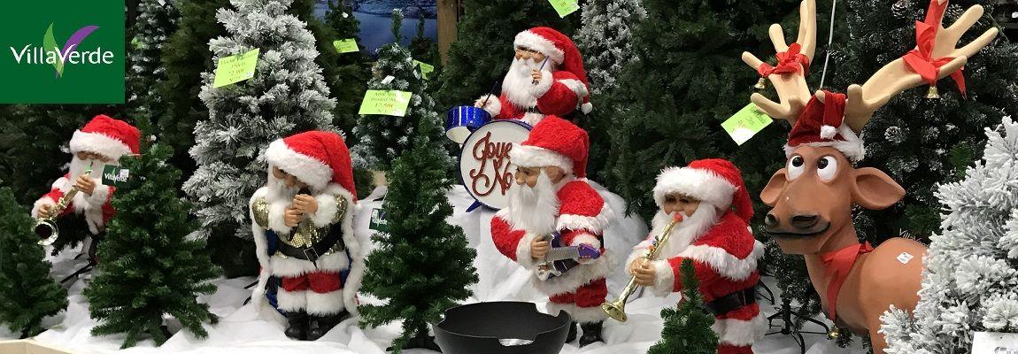 Christmas at VillaVerde is full of magic!