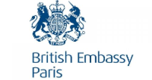 An official message from the British Embassy in Paris