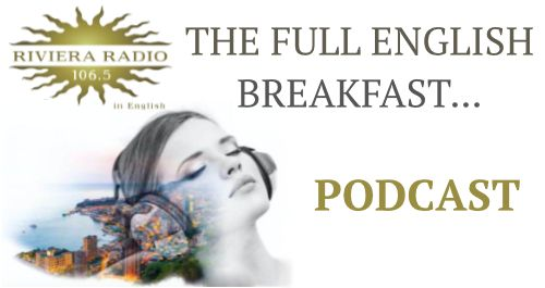 Full English Breakfast Podcast - Monday 19th April