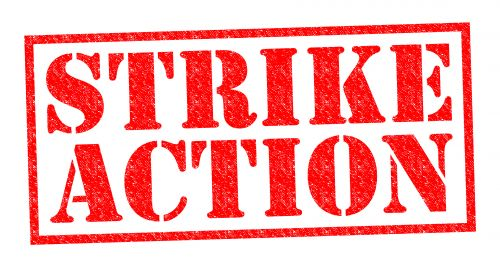 Pension Reform and strikes